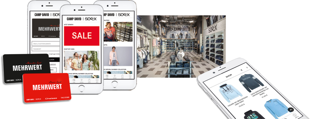 discount shop recognized brands new product CAMP DAVID & SOCCX | FashionApp