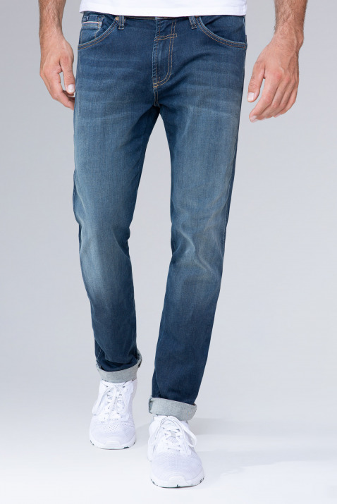 Comfort-Flex Used Jeans DA:VD, Regular Fit