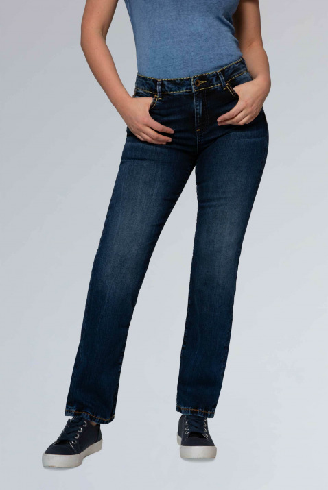 Comfort Shape Jeans EL:KE in Dark Used