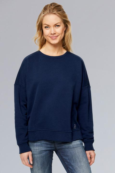 Gepeachtes Sweatshirt