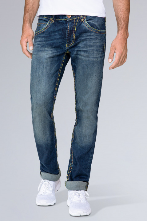Jeans NI:CO Regular Fit, dark used