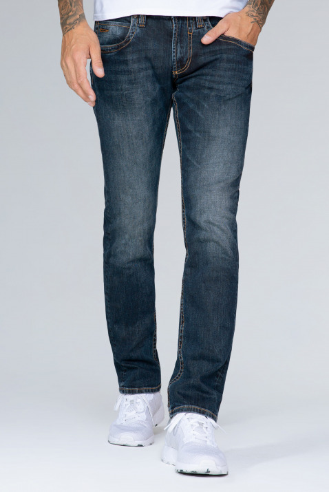 Jeans NI:CO Regular Fit, dark vintage tinted