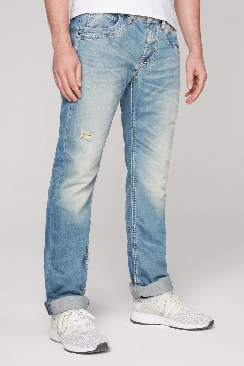 Jeans RU:SL mit Vintage Look