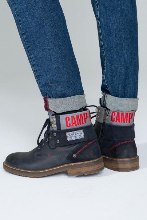 Premium Boots aus Leder