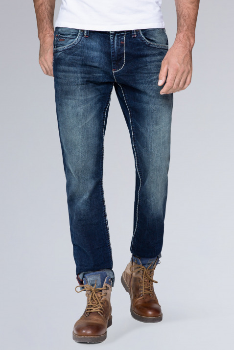 Regular Fit Jeans NI:CO, Dark Used