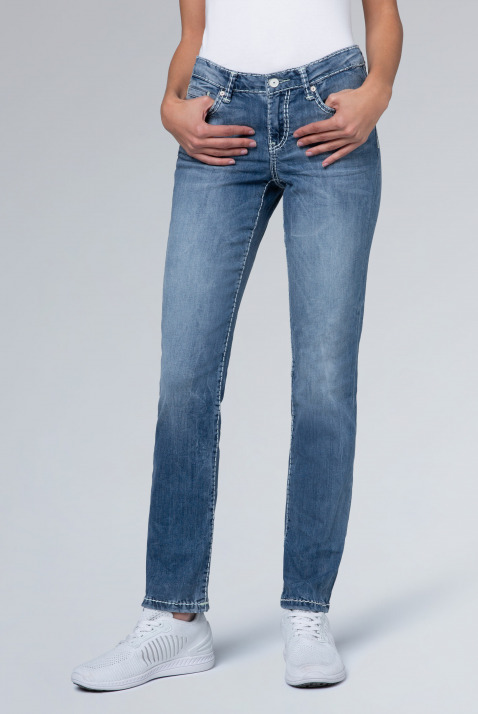 Regular Fit Jeans RO:MY in Stone Used