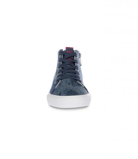 Veganer Canvas Sneaker High Top