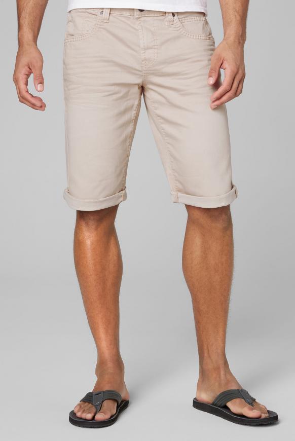 Coloured Skater Shorts RO:BI summer beige