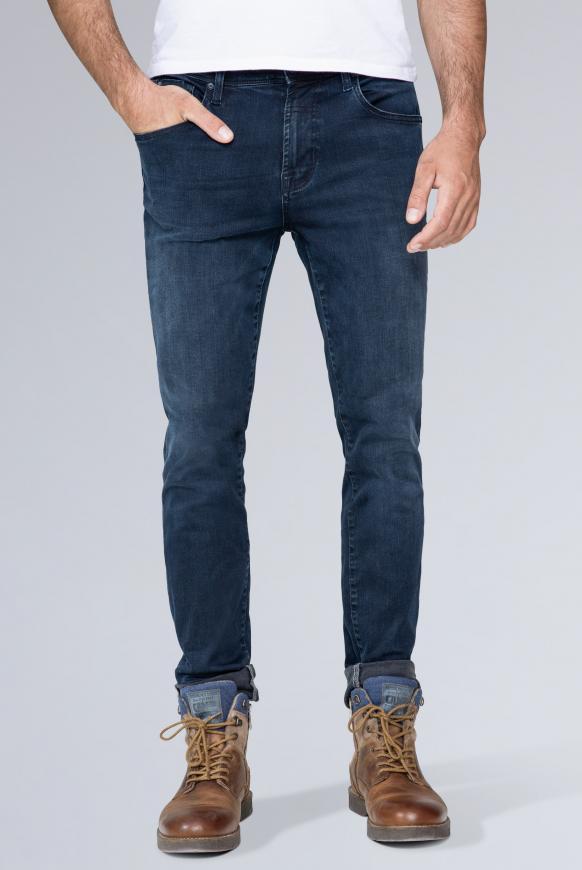 Comfort-Flex Jeans DA:VD, blue black blue black