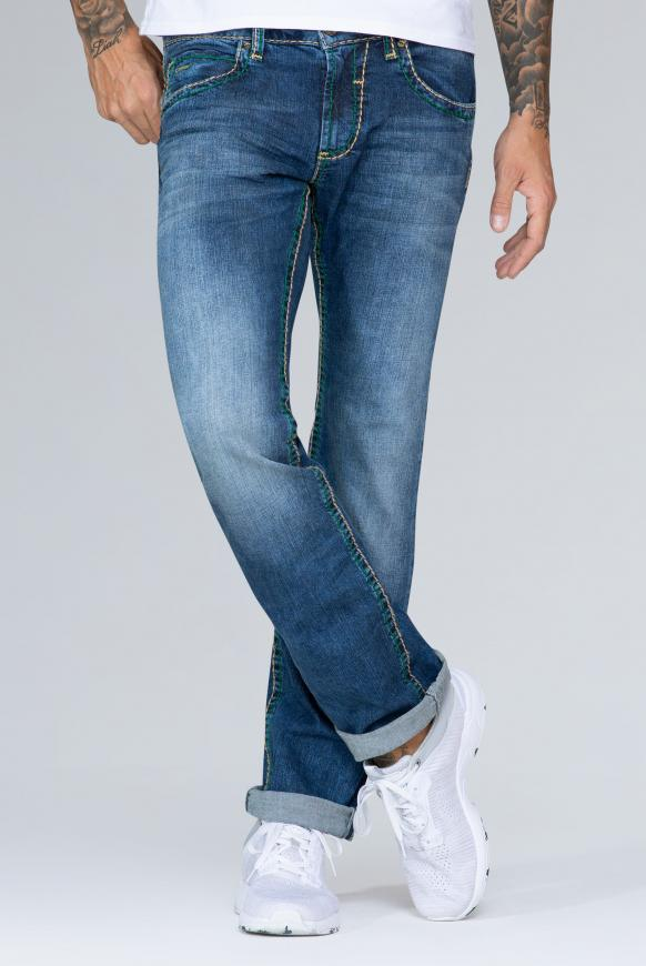 Five-Pocket-Jeans NI:CO blue used