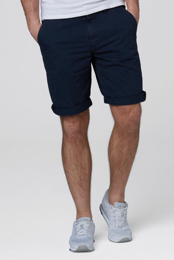 Klassische Chino Shorts absolute blue