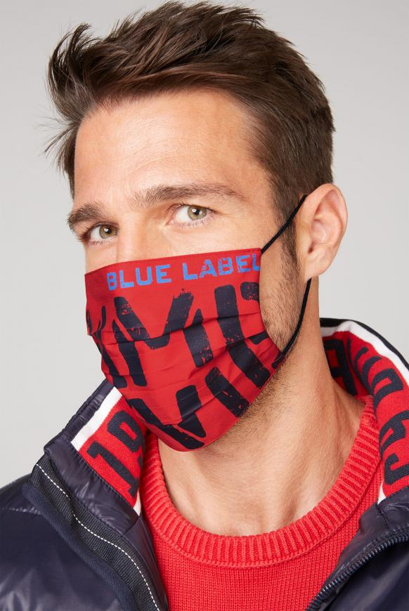 Stoffmasken mit Logo-Artwork 4er Pack diverses