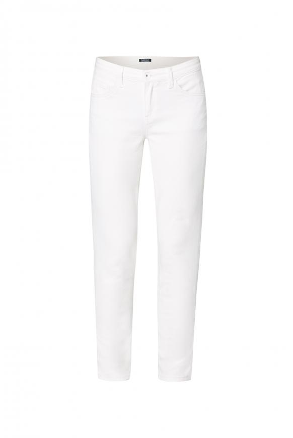 Coloured Denim MI:RA cotton white