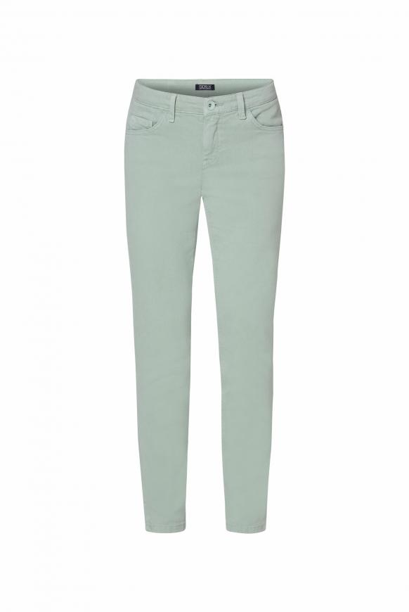Coloured Denim MI:RA sage green