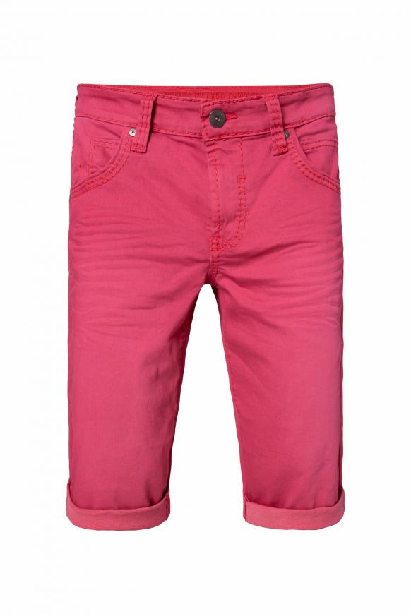 Coloured Skater Shorts RO:BI cardinal