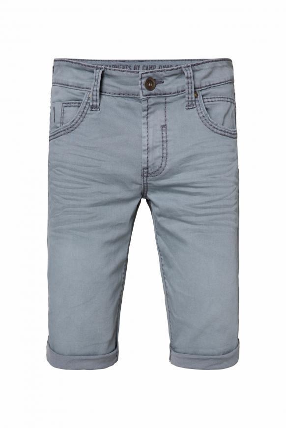 Coloured Skater Shorts RO:BI cliff grey