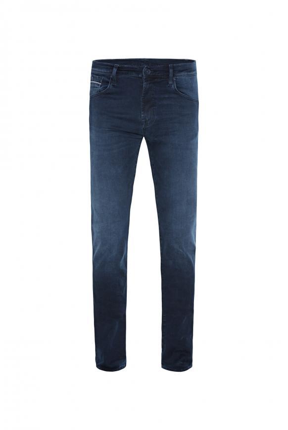 Comfort-Flex Denim DA:VD mit sehr guter Rücksprungkraft blue black