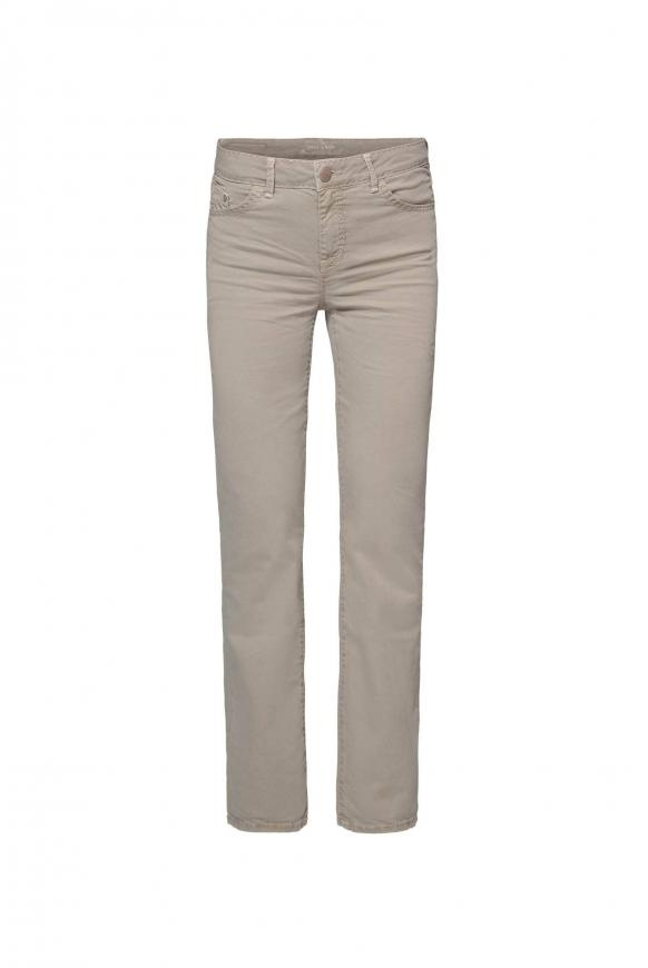 Comfort Shape Coloured Denim EL:KE beige