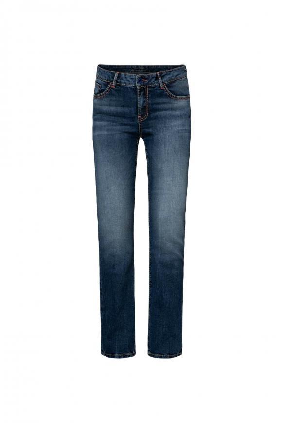 Comfort Shape Jeans EL:KE mit formgebenden Jeansbund stone used