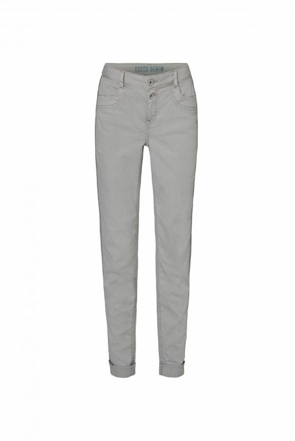 Denim DE:BY im Jogg Mix mit Seiten-Tape light grey