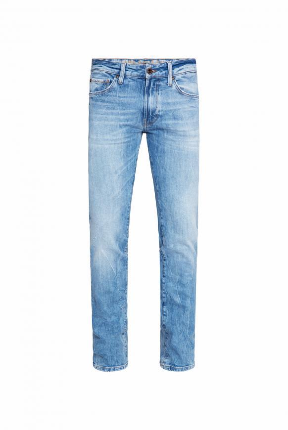 Five Pocket Jeans NI:LS mit regulärer Oberschenkelweite light used