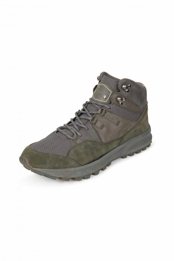 Hiking Sneaker mit griffiger Sohle dusty olive