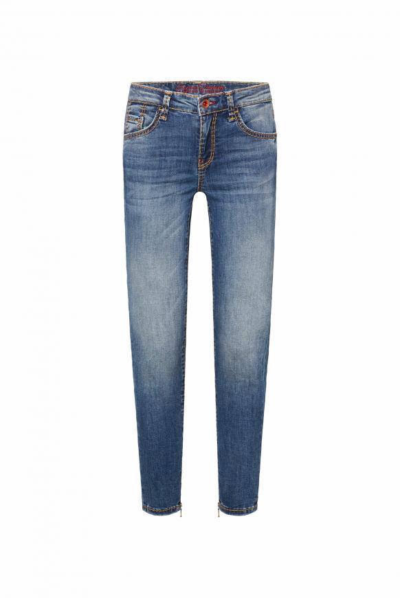 Jeans MI:RA im Vintage Look vintage blue