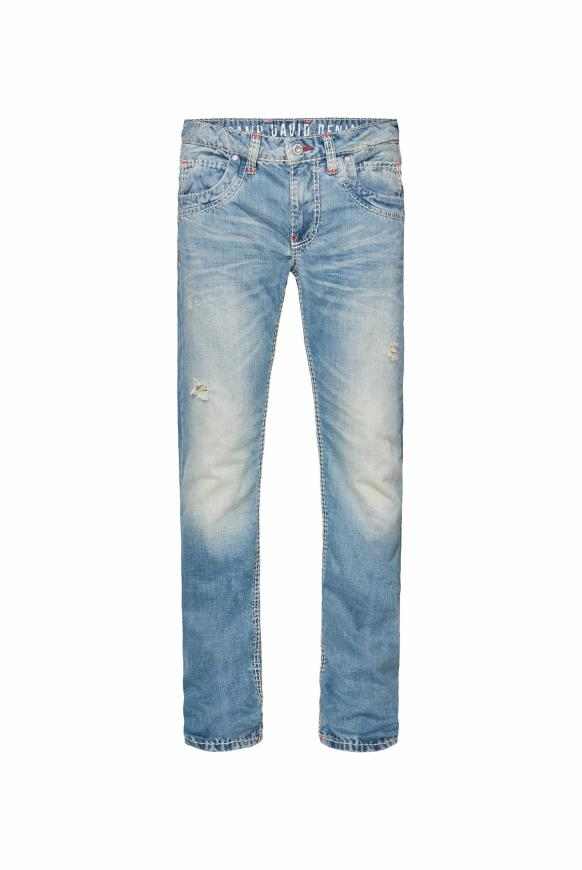 Jeans RU:SL mit Vintage Look vintage blue