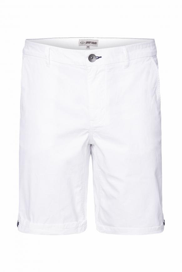 Klassische Chino Shorts opticwhite