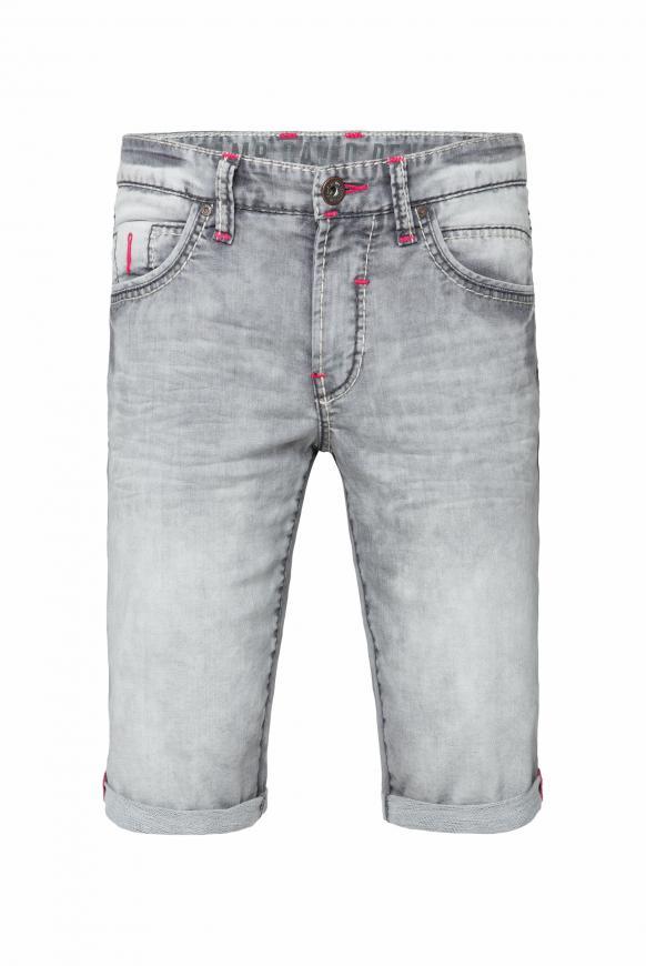 Skater Shorts RO:BI mit Used-Waschung jogg grey