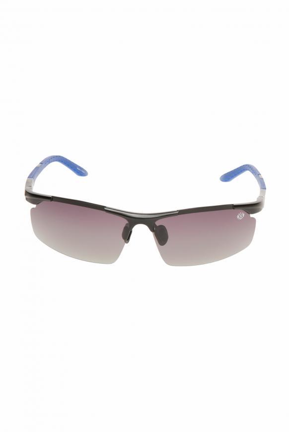 Sonnenbrille Sportstyle polarisiert black / navy