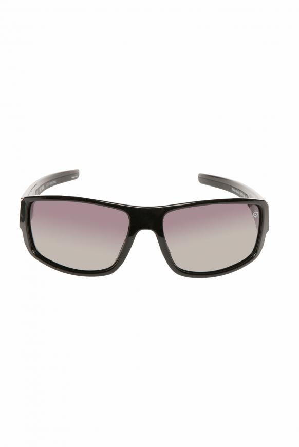 Sport-Sonnenbrille polarisiert polish black