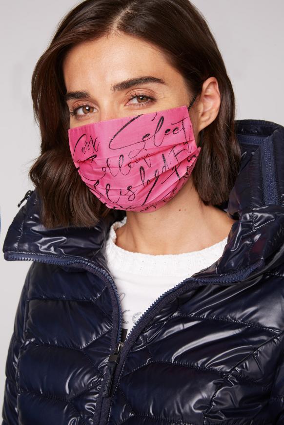 Mund-Nasen-Maske (Stoffmaske) 4er Pack