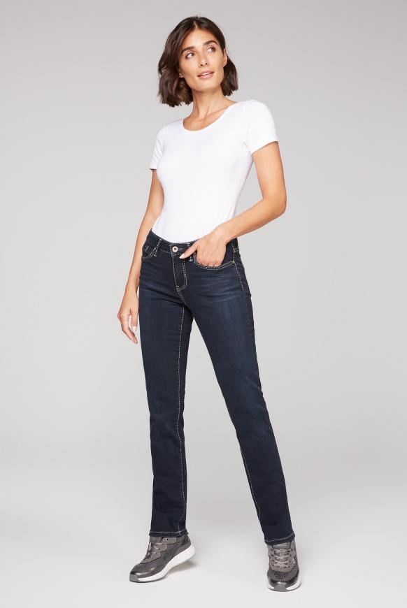 Regular Fit Jeans RO:MY mit geradem Bein