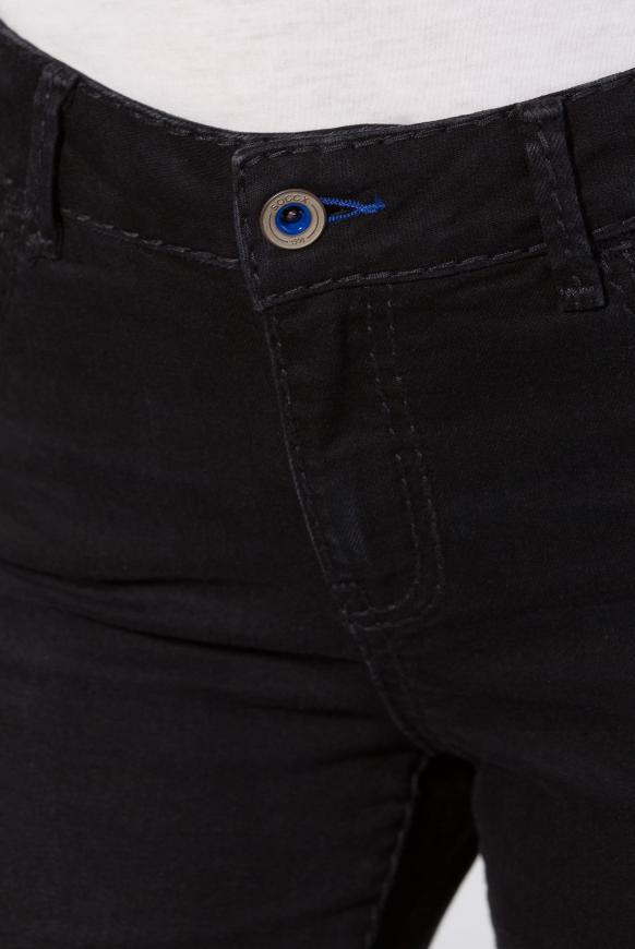 Comfort Shape Jeans EL:KE mit geradem Bein