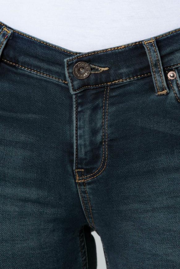 Jogg Denim HE:DI mit Used-Optik Slim Fit
