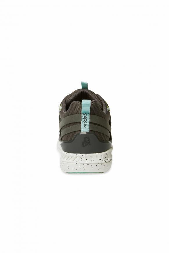 Leichter Sneaker mit Strick-Struktur