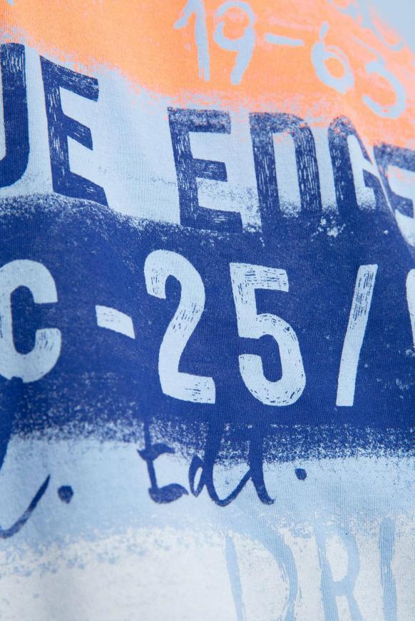 T-Shirt mit Rundhalsausschnitt und Artwork