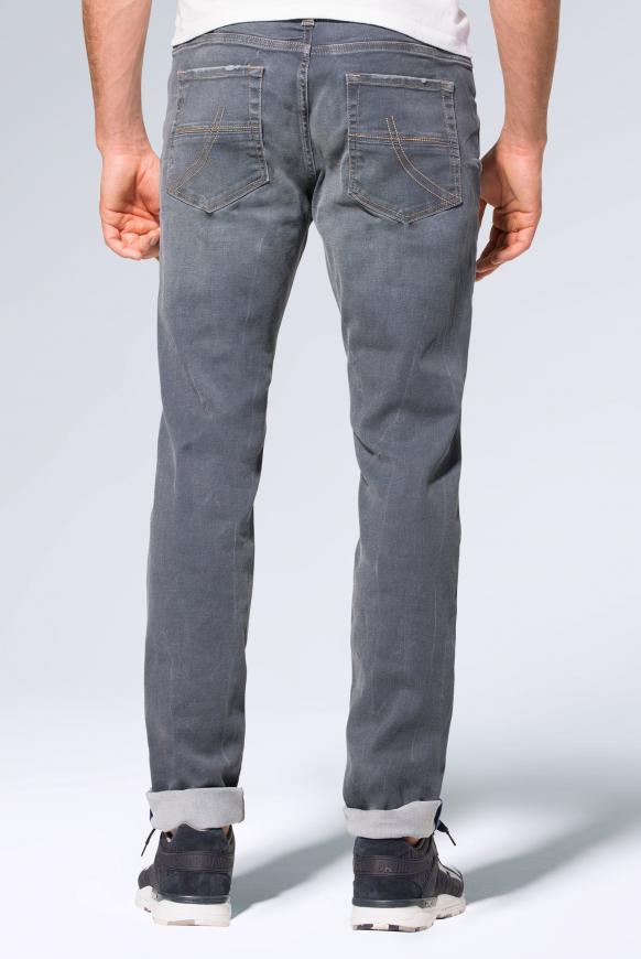 5-Pocket-Jeans NI:LS mit schmalen Beinverlauf