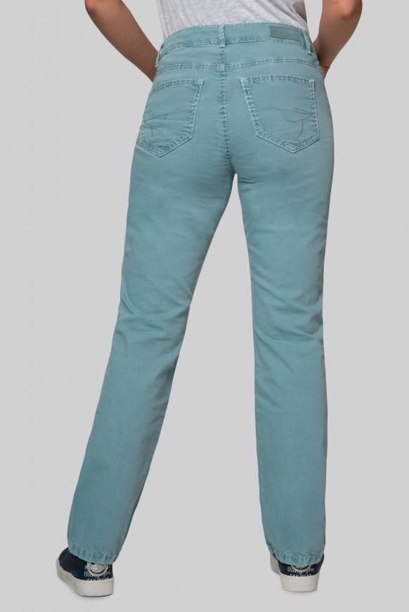Comfort Shape Jeans EL:KE mit Used-Optik