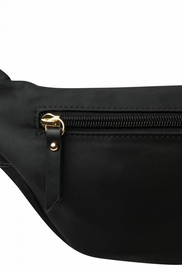 Gürteltasche aus Nylon mit Golden Zipper