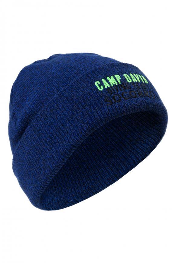 Mütze mit Logostick
