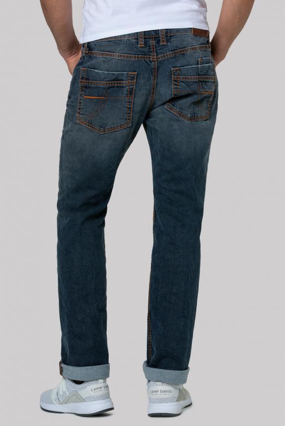 Regular Fit Jeans RU:SL im Vintage Style