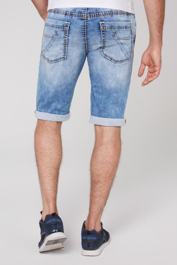 Skater Shorts RO:BI im Vintage Look