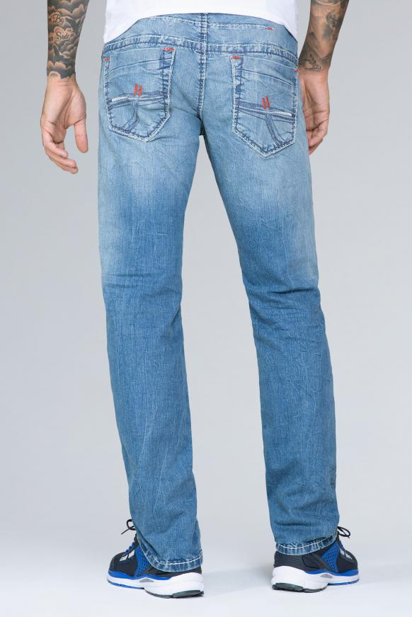 Straight Leg Jeans CO:NO Comfort Fit