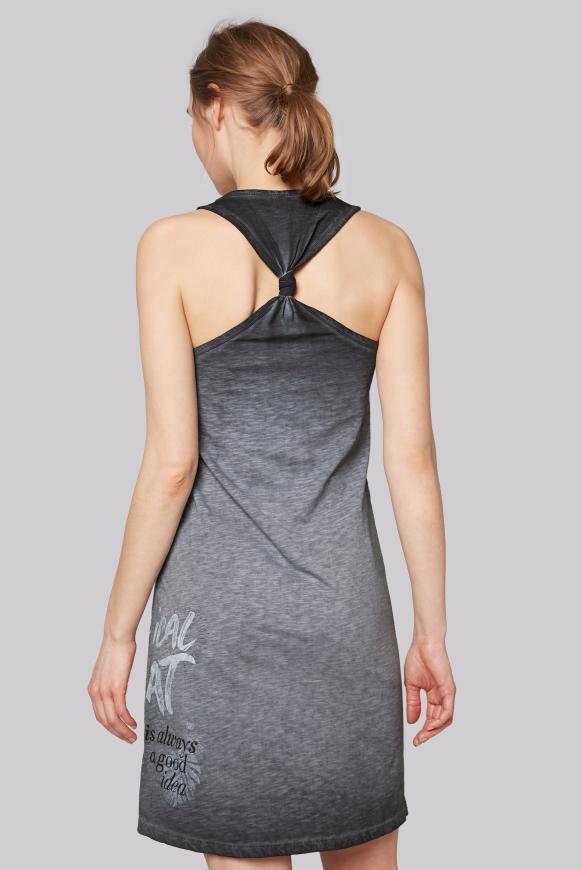 Strandkleid mit Knoten-Detail am Rücken