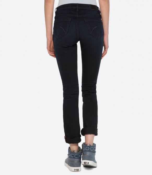 Stretch-Jeans RO:MY mit geraden Beinverlauf