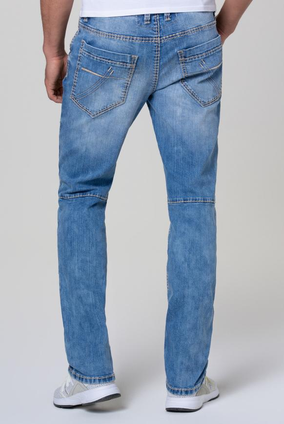Worker Jeans WI:LL mit Patches