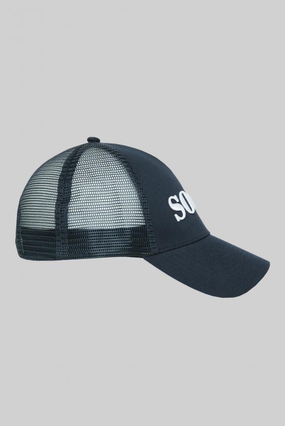 Base Cap mit 3D-Logo-Stickerei