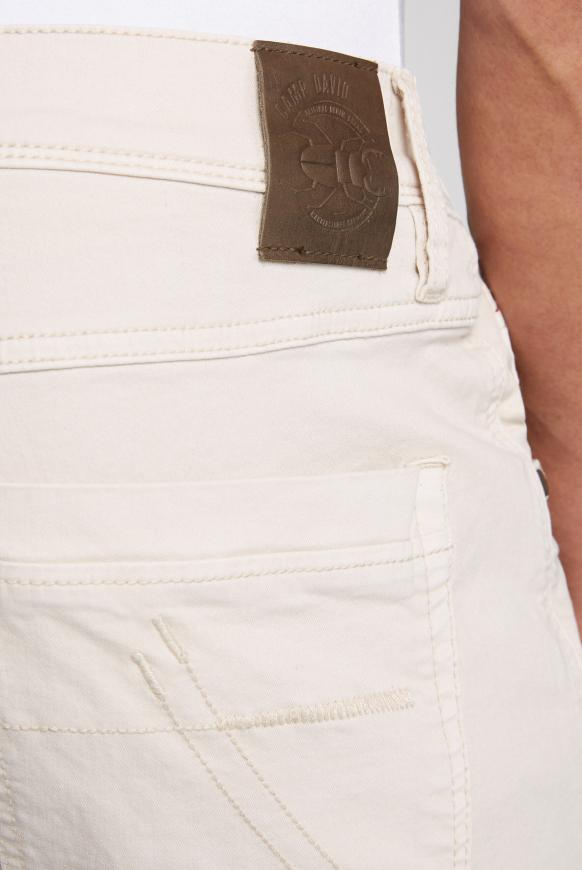 Jeans DA:VD im Five-Pocket-Style